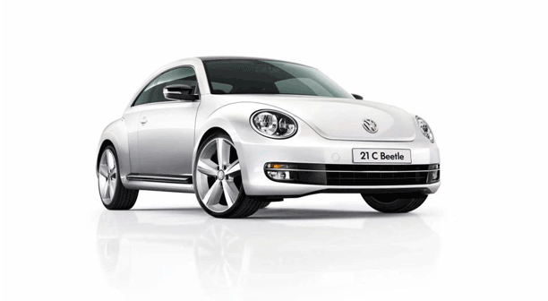 21-Century-VW-Beetle