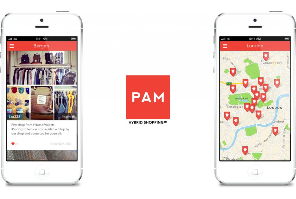 PAM-screenshots
