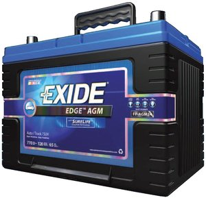 MotoringBiz Car Battery Exide Pack Shot