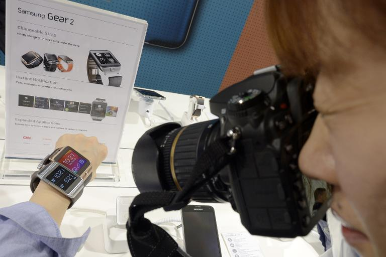 smart watches world congress 2014