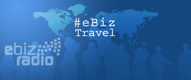 TRAVELLING AS A SMALL BUSINESS OWNER FOR THE FIRST TIME? | #ebizradio | #travel | #entrepreneur | Darlene Menzies