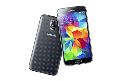 GALAXY S5_Black_new