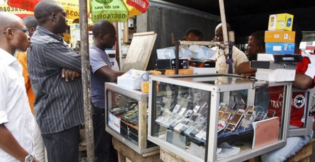 Nigeria-mobile-phone-industry