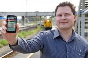 Justin Coetzee Founder & CEO GoMetro