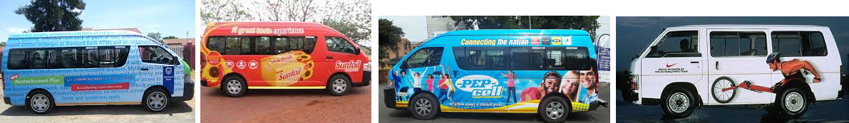 branded taxis