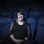 Claire Smith, Account Executive for Cinemark