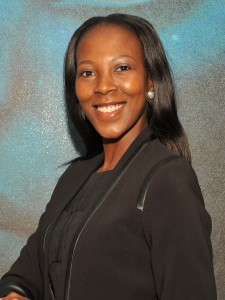 Tshireletso Yvonne Diogo, Marketing Manager & Account Executive from Cinemark