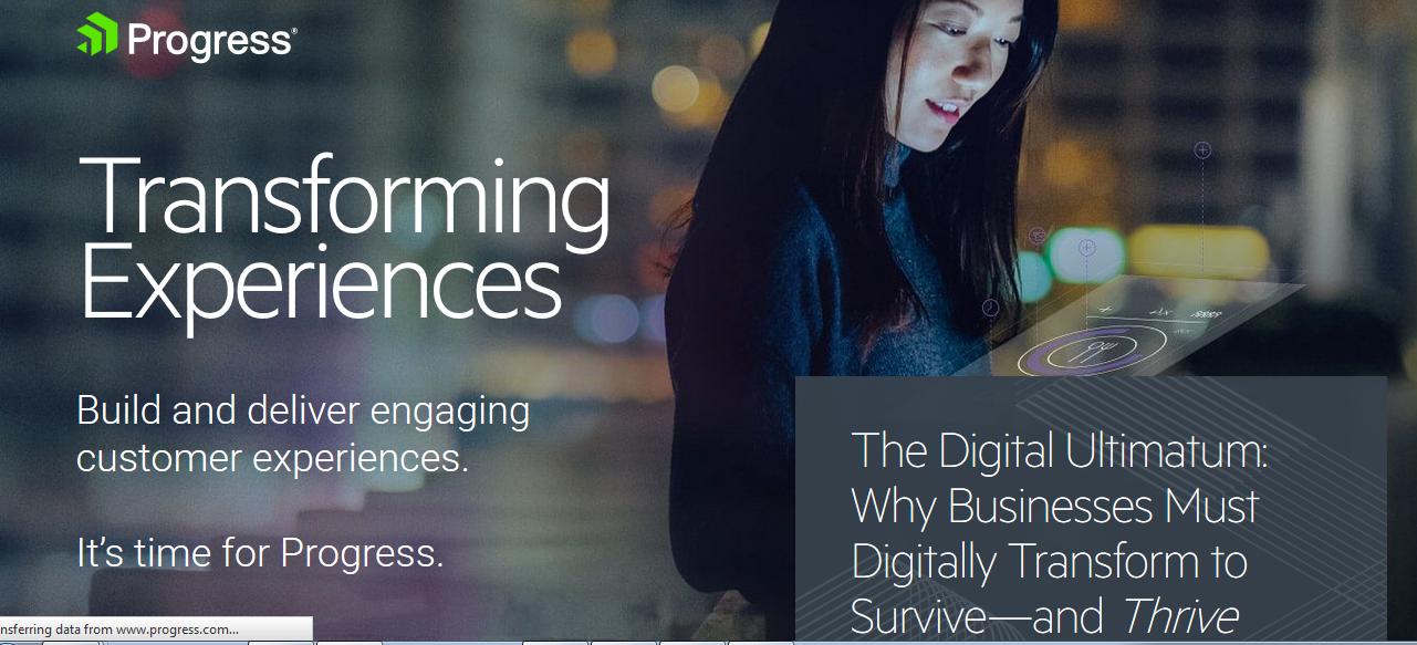transforming digital