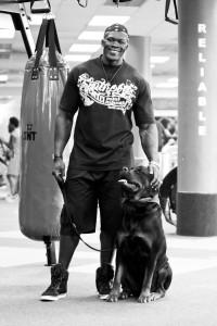 Steve Mululu, fitness entrepreneur & owner of Dream Body