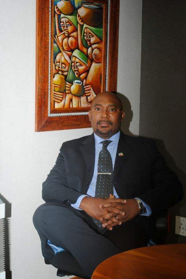 Bongani Nhlapo