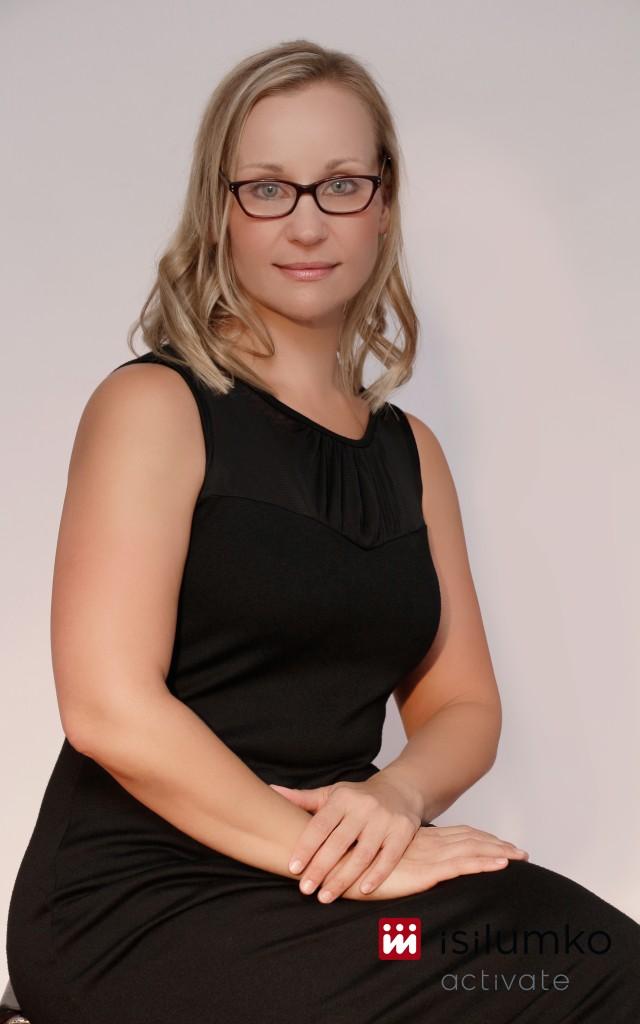 Lauren Durant of Isilumko
