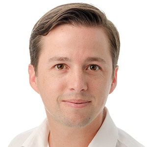 Gerhard Conradie - Managing Director, Evolv Networks