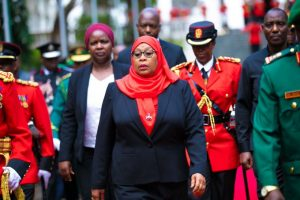 President Samia Suluhu Hassan