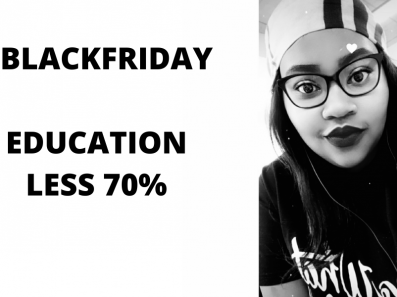 Education institutions band together to slash prices for #BlackFriday |#PayItForward | The Knowledge Trust