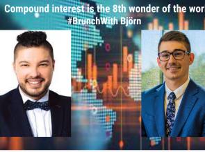 Compound interest – The 8th wonder of the world | #Entrepreneur | #Finance | #Business | Björn Salsone | James Hemsley | #ebizradio |#onlinebusinessradio