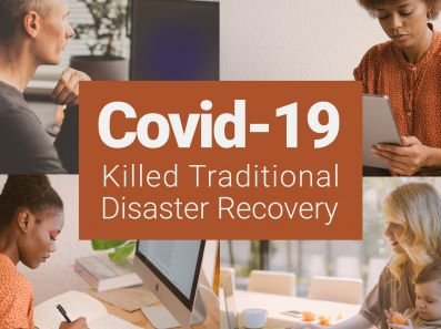 Covid-19 killed traditional disaster recovery   #eBizInsights