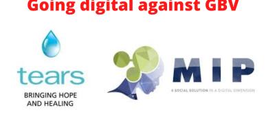 Going Digital against #GBV   MIP partners with TEARS Foundation   Richard Firth   Mara Glennie   #Digital   #ebizradio