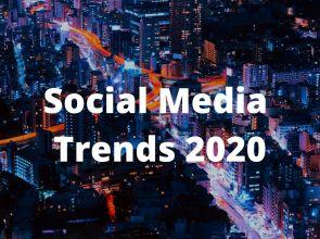 Social Media Trends for 2020   #eBizWires  