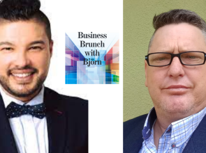 Is your business ready for the new frontier of hybrid working   Business Brunch with Björn   #Entrepreneur   #Technology   Craig Johnson   NSN.CO.ZA