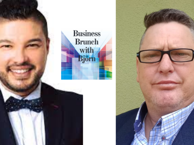 Is your business ready for the new frontier of hybrid working | Business Brunch with Björn | #Entrepreneur | #Technology | Craig Johnson | NSN.CO.ZA