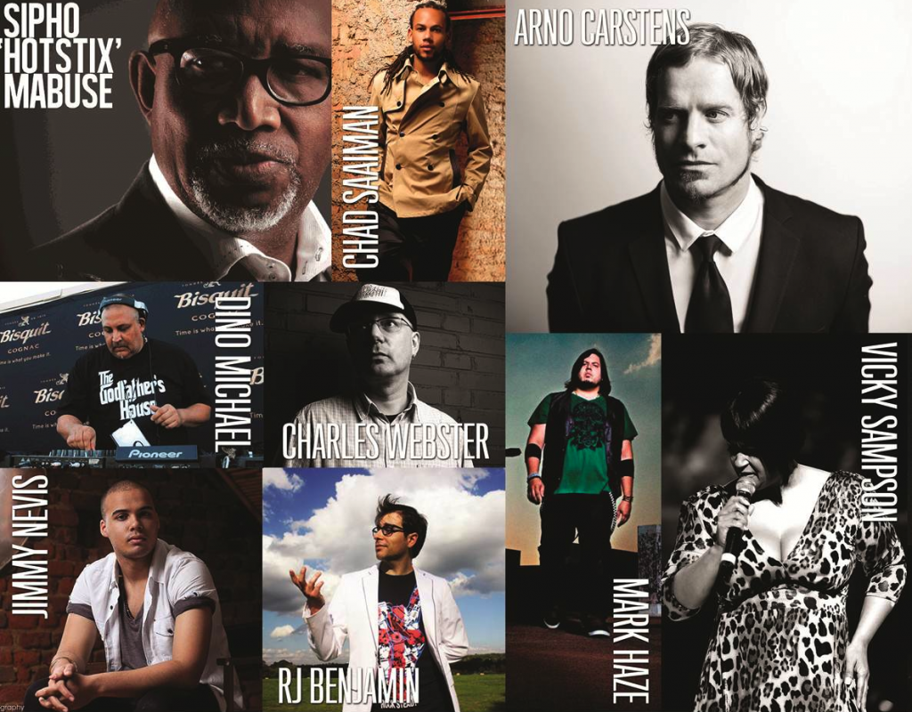 Music Exchange Artists