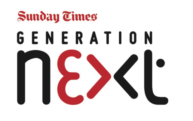 Sunday Times Generation Next Cover