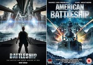 Battleship vs American Battleship
