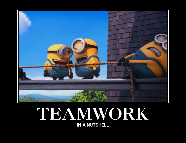 teamwork_in_a_nutshell