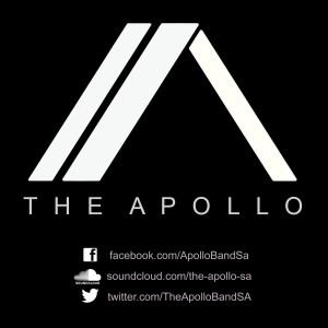 APOLLO LOGO WHITE ON BLACK