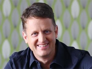 Anton van Heerden, Managing Director, Sage HR & Payroll