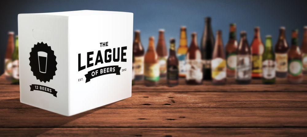 league of beers logo