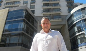 Anthony Manas, Chief Executive for Cube Workspace
