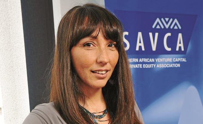 Erika van der Merwe of SAVCA