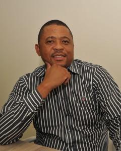 M2TD CEO, David Matshane