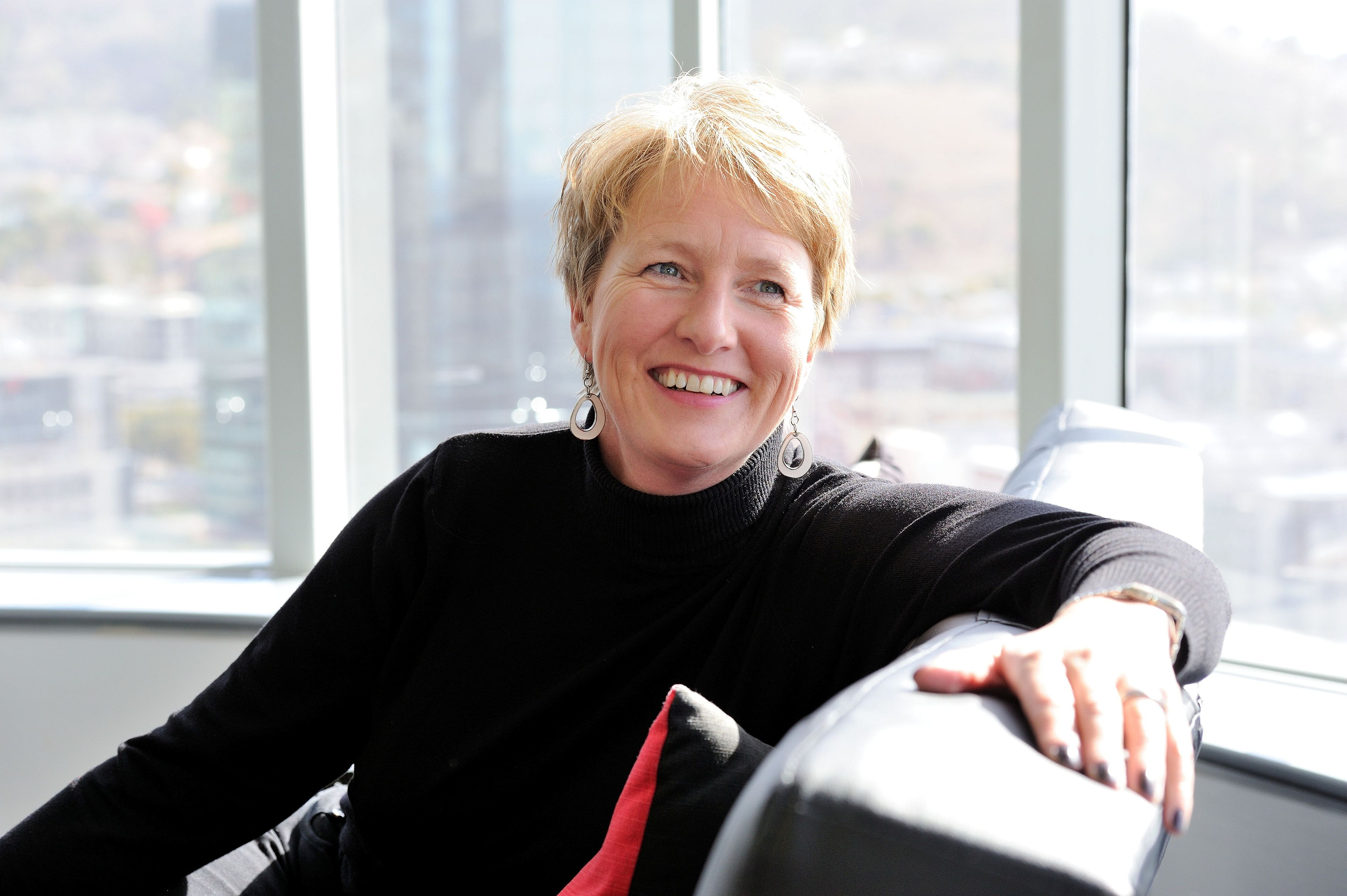 Judi Sandrock, Co-Founder and Joint CEO of Meedo