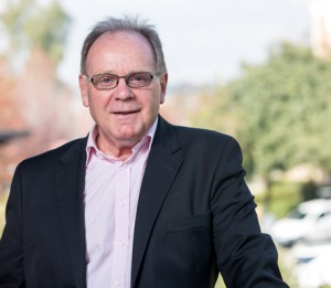 Rick Parry, CEO of Yellowfin South Africa