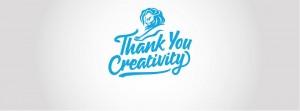 Thank You Creativity