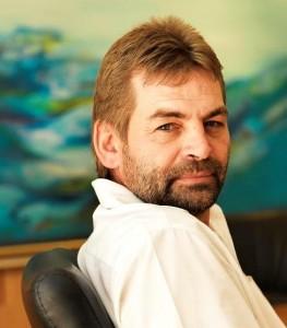Dr Dawie de Wet, CEO of Q-KON