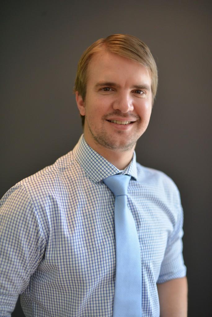 Bryden Morton, Executive Director 2