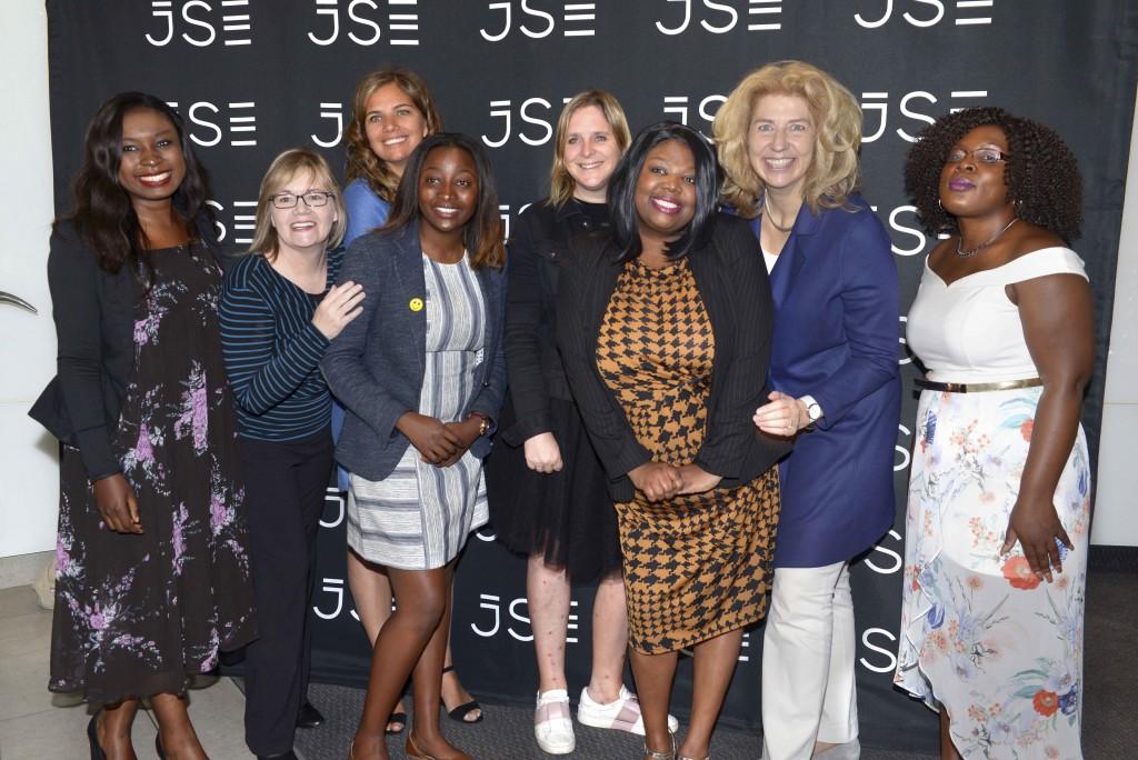 Inspiring 50 women team